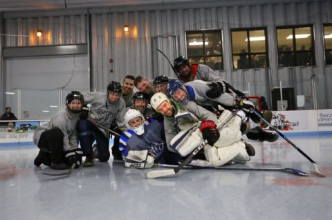 Tournoi hockey